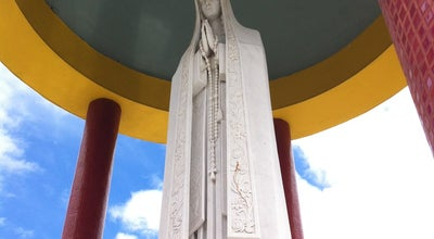 Photo of Monument / Landmark Trono de Fátima at R. Do Bispo Dom José, Petrópolis 25685-000, Brazil