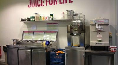 Photo of Juice Bar Zest Fresh Juice Bar at Stationsplein 5, Brugge 8000, Belgium