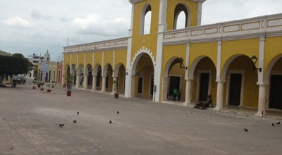 Photo of Historic Site Los Portales de San Francisco at Calle 12, Campeche, Mexico