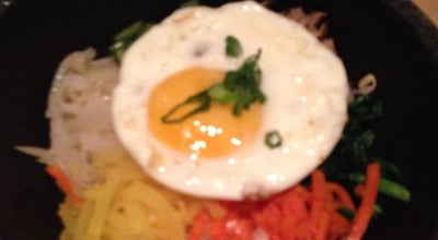 Photo of Korean Restaurant BiBimBap at 10 Charlotte St, London W1T 2LT, United Kingdom