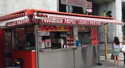 Photo of Ice Cream Shop Gelateria Sartori at Piazza Luigi Di Savoia, Milano 20125, Italy