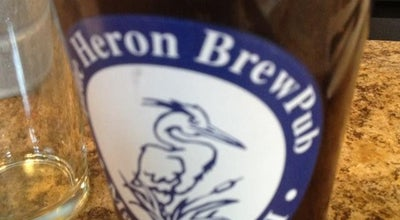 Photo of American Restaurant Blue Heron BrewPub at 108 W 9th St, Marshfield, WI 54449, United States