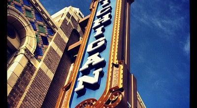 Photo of Movie Theater Michigan Theater at 603 E Liberty St, Ann Arbor, MI 48104, United States