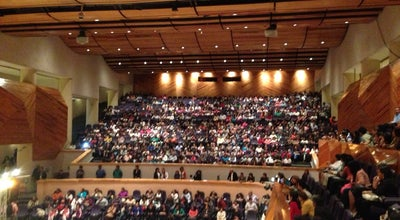 Photo of Concert Hall Sala Felipe Villanueva at Mexico