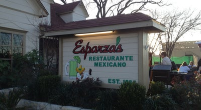 Photo of Mexican Restaurant Esparza's at 124 E Worth St, Grapevine, TX 76051, United States