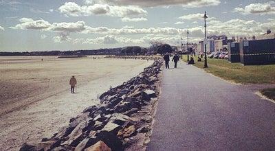 Photo of Beach Sandymount Promenade at Merrion Gates, Strand Road, Dublin 4, Ireland
