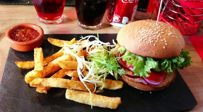 Photo of Burger Joint Le Pied de Mammouth at 4 Rue Sellenick, Strasbourg 67000, France