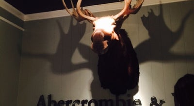 Photo of Women's Store Abercrombie & Fitch at 1208 Wisconsin Avenue, Washington, DC 20007, United States
