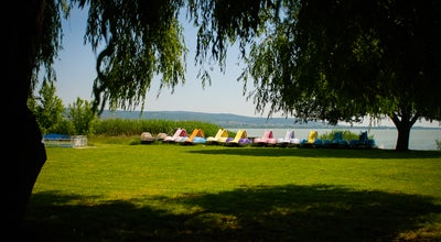 Photo of Beach Helikon strand at 8360 Keszthely, Keszthely 8360, Hungary