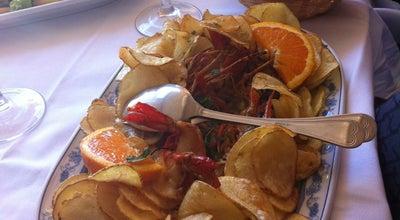 Photo of Seafood Restaurant Adega São Nicolau at Rua São Nicolau 1, Porto 4050-561, Portugal