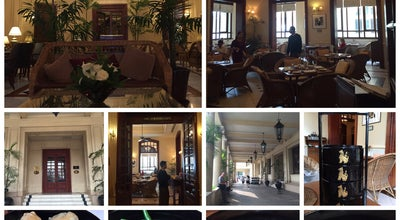 Photo of Cafe THE STRAND CAFÉ at 92 Strand Road, Yangon, Myanmar