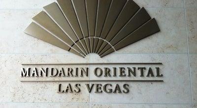 Photo of Resort Mandarin Oriental, Las Vegas at 3752 Las Vegas Boulevard South, Las Vegas, NV 89109, United States