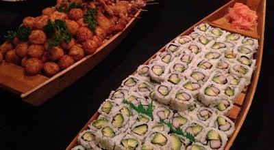Photo of Sushi Restaurant Tokyo Garden at 1711 Fulton St, Fresno, CA 93721, United States