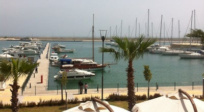 Photo of Cafe Teras Marin at Mersin Marina, Mersin 33000, Turkey