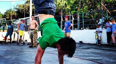 Photo of Skate Park Phipps Skate Park at 4715 S Dixie Hwy, West Palm Beach, FL 33405, United States