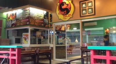 Photo of Chinese Restaurant Red Sun Restaurant at Granville Bloc, Arnaldo Boulevard, Roxas City, Philippines
