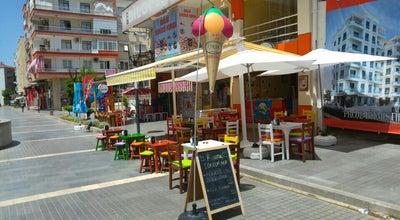 Photo of Ice Cream Shop Konak Dondurma at Isler Caddesi, Antalya 07500, Turkey