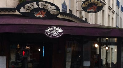 Photo of Cafe Fox Café at 97 Avenue Philippe Auguste, Paris 75011, France
