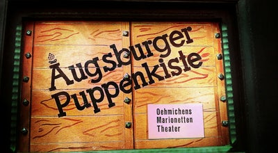 Photo of Theater Augsburger Puppenkiste at Spitalgasse 2, Augsburg 86150, Germany