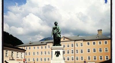 Photo of Plaza Mozartplatz at Mozartplatz, Salzburg 5020, Austria