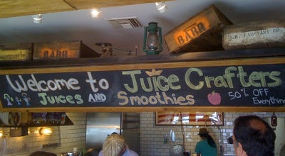 Photo of Juice Bar Juice Crafters at 220 Marine Ave, Newport Beach, CA 92662, United States