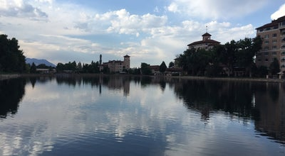 Photo of Lake Cheyenne Lake At The Broadmoor at Colorado Springs, CO 80906, United States