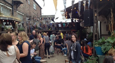Photo of Beer Garden Kazimier Garden at 32 Seel St, Liverpool L1 4BE, United Kingdom