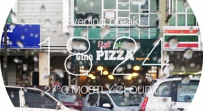 Photo of Pizza Place Gino Pizza at Jalan Abdul Kadir Adabi, Kota Bharu, Malaysia
