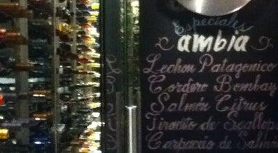 Photo of Molecular Gastronomy Restaurant Ambia at 10 Avenida 5-49 Zona 14, Guatemala 01014, Guatemala