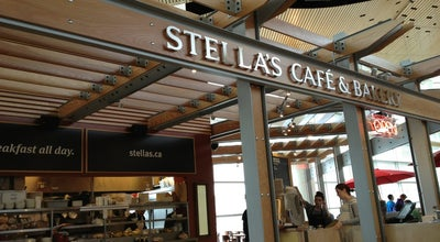 Photo of Cafe Stella's Cafe & Bakery at Winnipeg International Airport (ywg), Winnipeg, MB, Canada