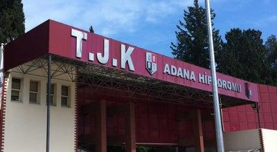 Photo of Racetrack Adana Yeşiloba Hipodromu at Turhan Cemal Beriker Blv., Seyhan 01210, Turkey