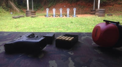 Photo of Arcade สนามยิงปืนค่ายวิภาวดีรังสิต at อ.เมืองสุราษฎร์ธานี, Thailand