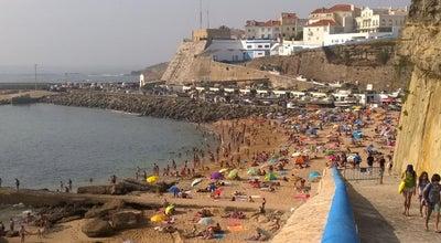 Photo of Beach Praia do Peixe at Ericeira, Portugal
