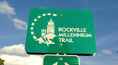 Photo of Trail The Millenium Trail at Thomas Farm Community Center, Rockville, MD 20850, United States