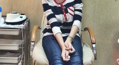 "Photo of Nail Salon Салон ""карина"" at Russia"