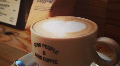 Photo of Coffee Shop GOOD PEOPLE & GOOD COFFEE at 東山3-4-11, 目黒区 153-0043, Japan