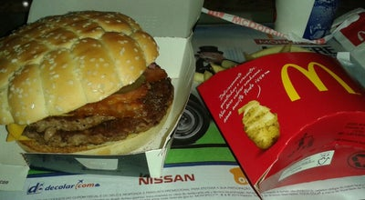 "Photo of Burger Joint Mc""donalds Breithaupt at Brazil"