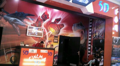 Photo of Indie Movie Theater 5D Cinema at Malatyapark, Yeşilyurt 44070, Turkey
