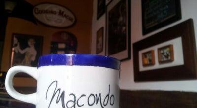 Photo of Cafe Macondo Postres Y Café at Cra 6, Cali, Colombia