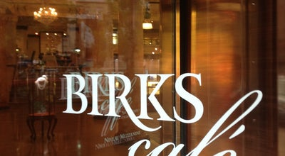Photo of Jewelry Store Maison Birks at 1240 Square Phillips, Montréal, QC H3B 3H4, Canada