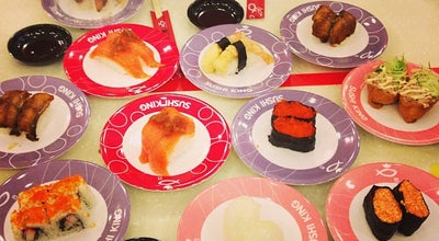 Photo of Sushi Restaurant Sushi King at The Summer Shopping Mall, Kota Samarahan 94300, Malaysia