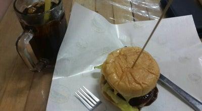 Photo of Burger Joint Deen Burger Bakar at Tingkat Bawah, Pt29757, Taman Bestari, Terengganu 21300, Malaysia