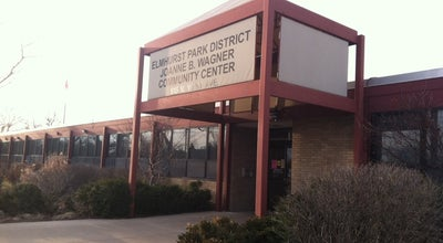 Photo of Park Wagner Community Center at 615 N West Ave, Elmhurst, IL 60126, United States