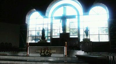 Photo of Church Catedral de San Cristobal at Plaza Principal S/n San Cristóbal, Ecatepec 55000, Mexico