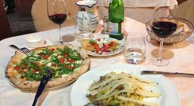 Photo of Italian Restaurant Ristorante Pizzeria L'Abate at Piazza S. Antonino 24, Sorrento 80067, Italy