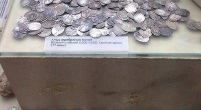 Photo of History Museum Музей Коломенской деньги at Ул. Зайцева 14, Коломна 140400, Russia
