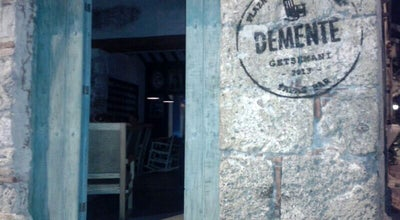 Photo of Tapas Restaurant Demente at Getsemani, Cartagena, Colombia