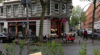 Photo of Cafe Café May at Hein-hoyer-str. 14, Hamburg 20359, Germany