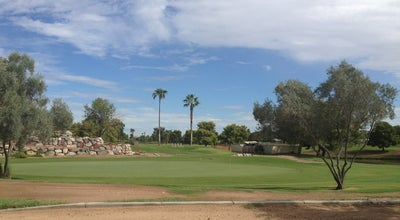 Photo of Golf Course Ken McDonald Golf Course at 800 E Divot Dr, Tempe, AZ 85283, United States
