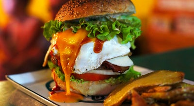 Photo of American Restaurant Nah Nah Bah at Travessa Do Forno 11, Lagos 8600-632, Portugal